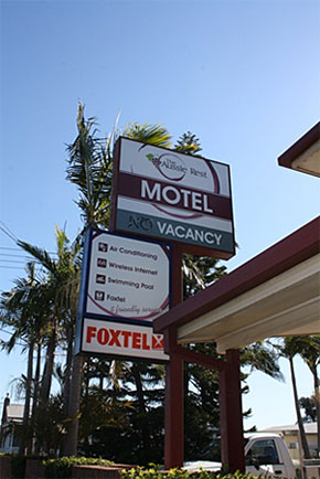 Aussie Rest Motel Hunter Valley Cessnock